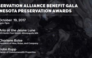 2017 Preservation Alliance Poster