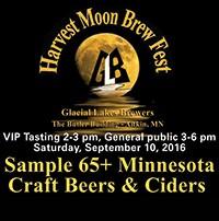 Harvest Moon Brew Fest 2016