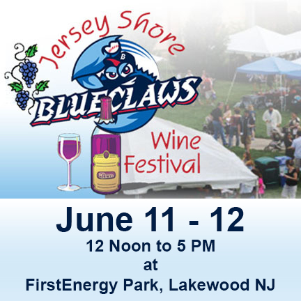 SAVE THE DATES: Upcoming 2016 Wine Festivals in New Jersey