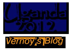 Visit Vernoy's Uganda 2012 blogspot!