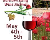 Waretown Wine Festival 2019.