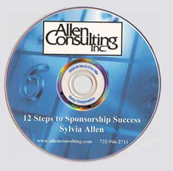 12 Steps To Sponsorship Success - DVD